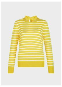Lucy Sweater Yellow Ivory
