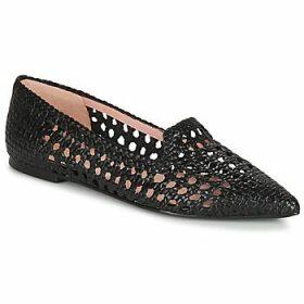 Pretty Ballerinas  COTON NEGRO  women's Shoes (Pumps / Ballerinas) in Black