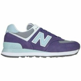 New Balance  574  women's Shoes (Trainers) in multicolour