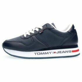 Tommy Hilfiger  EN0EN00778  women's Shoes (Trainers) in Blue