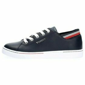 Tommy Hilfiger  FW0FW04705  women's Shoes (Trainers) in Blue