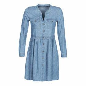 Esprit  Dress Denim  women's Dress in Blue