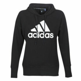 adidas  BOS LONG HD  women's Sweatshirt in Black