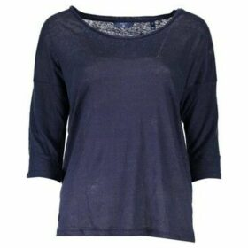 Gant  T-shirt with 3/4 sleeves Women 1801.4202414  women's Blouse in multicolour