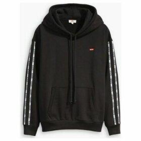 Levis  74318 0025 UNBASIC SWEATER Women BLACK  women's Sweatshirt in Black