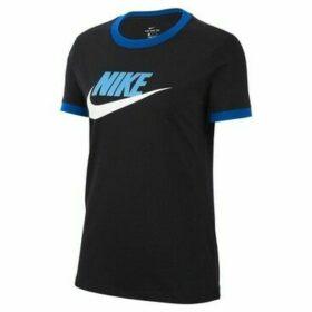 Nike  Tee Futura Ringe  women's T shirt in multicolour