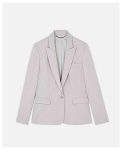 Stella McCartney Purple Iris Jacket, Women's, Size 16