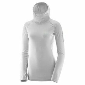 Salomon  Lighting Pro  women's Fleece jacket in Grey
