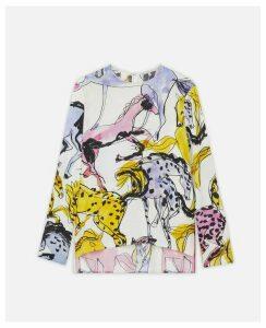 Stella McCartney Multicolour Louisa Top, Women's, Size 4