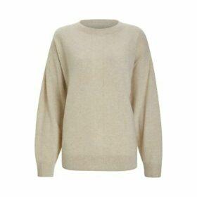 John Lewis & Partners Cashmere Batwing Sweater