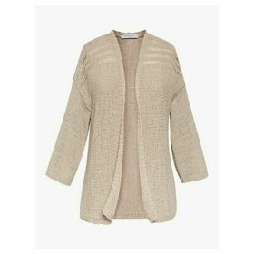 Gerard Darel Emiliana Organic Cotton Cardigan, Beige