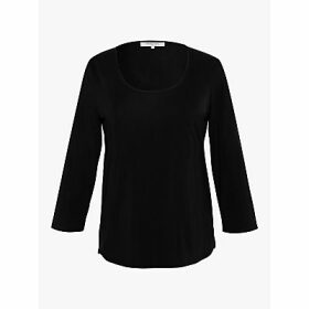 Gerard Darel Juliette Long Sleeve T-Shirt, Black