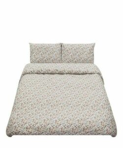 Liddell Cotton Sateen Super King Duvet Cover Set