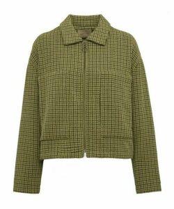Montehermoso Square-Fit Wool-Blend Jacket