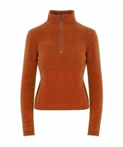 Baco Half-Zip V-Neck Sweater