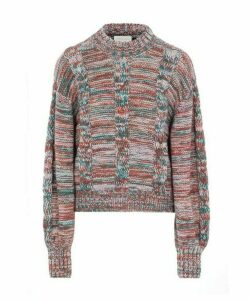Gio Alpaca-Blend Sweater
