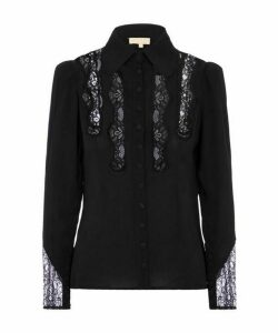 Slim Lace Shirt