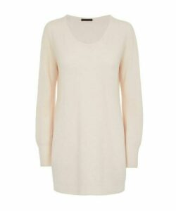 Minje Boxy Virgin Wool Jumper