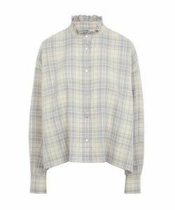 Ilaria Flannel Shirt