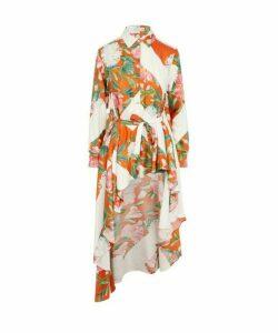 Super Floral Print Shirt