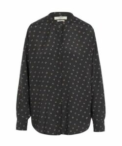 Catchell Spot Print Shirt