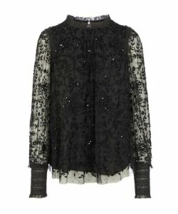 Whitethorn Embellished Top