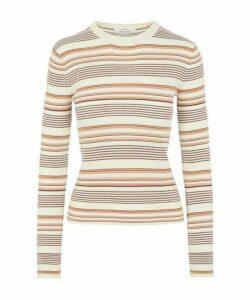 Easy Rib Sweater