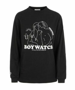 Boywatch Long-Sleeve T-Shirt