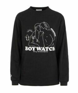 Boywatch Long-Sleeve T-Shirt