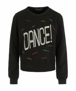Dance Cotton Sweatshirt