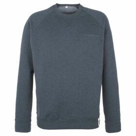 Racing Green Batchelor Pocket Detail Sweatshirt