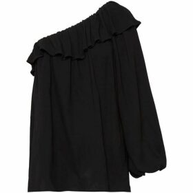 French Connection Evening Dew One Shoulder Top