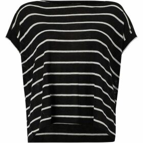 All Saints Pina Stripe Tee