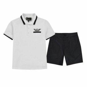 Emporio Armani Emporio Polo Shirt Set