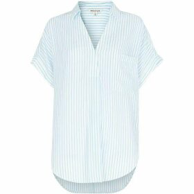 Whistles Lea Stripe Shirt