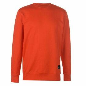 Calvin Klein Jeans Institute Hem Crew Sweater