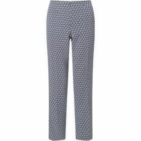 James Lakeland Print Capri Trousers
