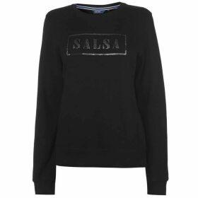 Salsa Logo Sweatshirt Womens
