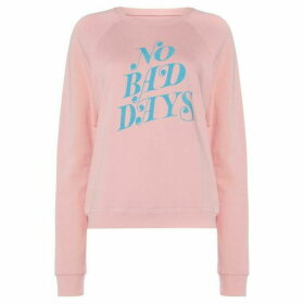 Bando Pink No Bad Days Sweatshirt