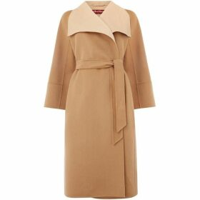 Max Mara Studio Big collar coat