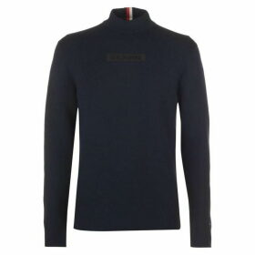 Tommy Hilfiger Nautical Roll Neck Jumper