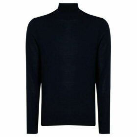 PS by Paul Smith Turtle Neck Merino Knit Jumper
