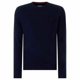 Penguin Lambswool Crew Neck Jumper