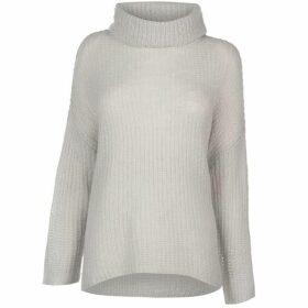 JDY Daisy Roll Neck Knitted Jumper