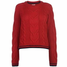 SoulCal Deluxe Cable Knit Jumper