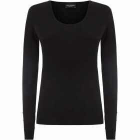James Lakeland Scoop Neck Knit Jumper