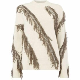 Maison De Nimes Floating Tassle Jumper
