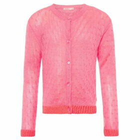 Billieblush Girl Knitted Cardigan
