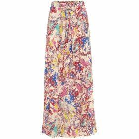 Damsel in a Dress Audrina Print Maxi Skirt