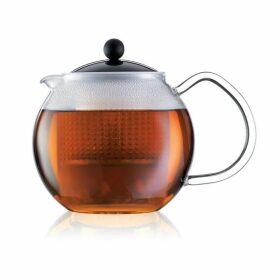 Bodum Assam Tea Press with Stainless Steel Filter 1.0L